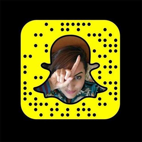 Sonakshi Sinha Snapchat
