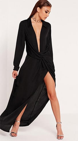 Black dresses for Evening Wedding