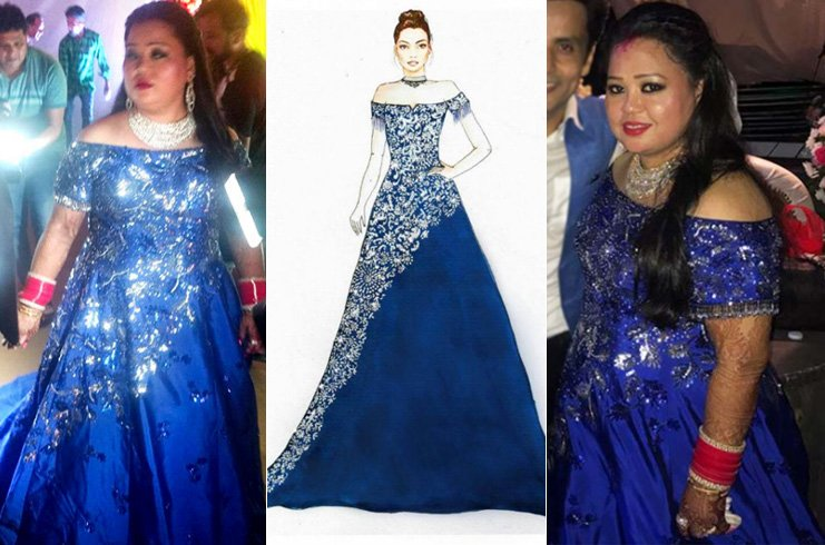Bharti Singh Latest Photoshoots
