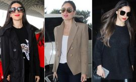 Bollywood Celebs Airport Styles