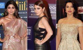 Bollywood Red Carpet Dresses