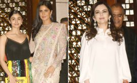 Celebs at Ambanis Party