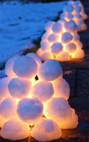 Christmas Decorations Lights