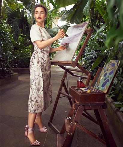 Emilia Clarke Photoshoot