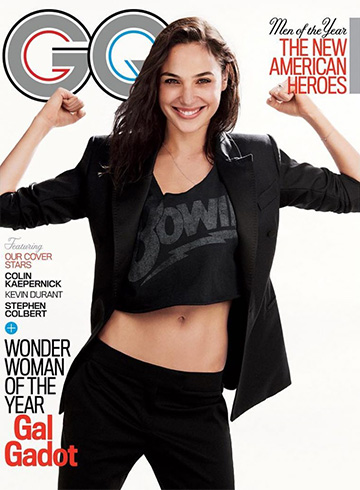 Gal Gadot for GQ