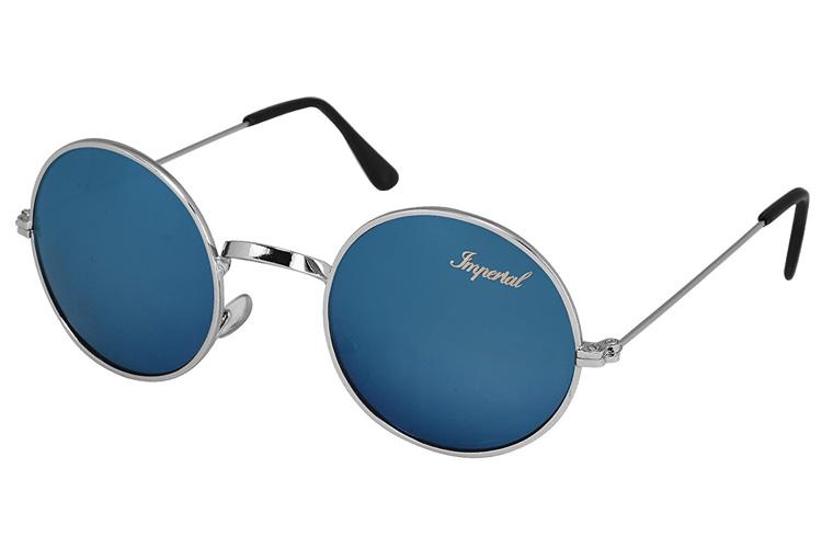 Imperial Club Classic Round Unisex Sunglasses