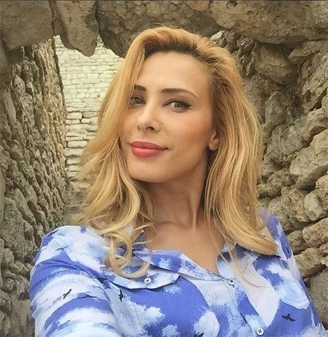 Iulia Vantur Without Makeup
