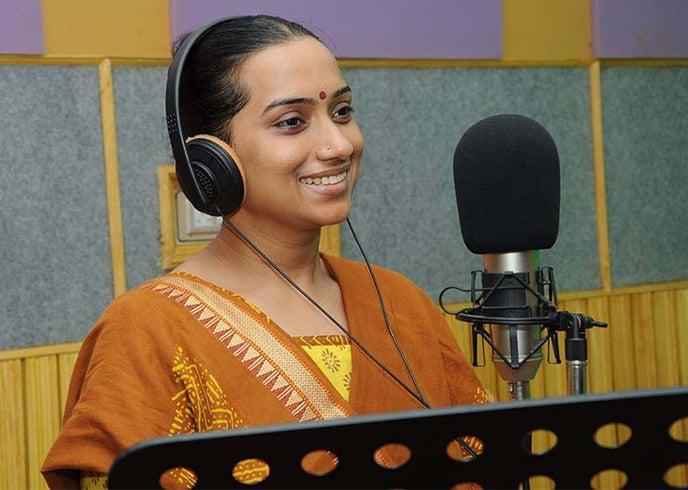 Kalpana Raghavendra Without Makeup