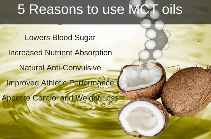 MCT oil uses