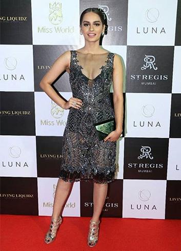 Miss World Manushi Chillar