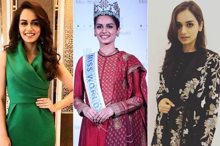 Miss World Manushi Chillars