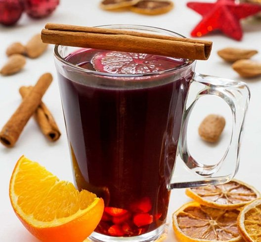 Recipe For Mulled Wine