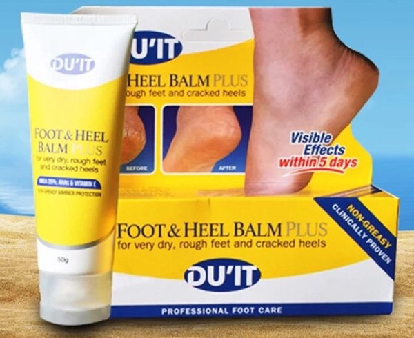 Remedies For Dry Cracked Feet