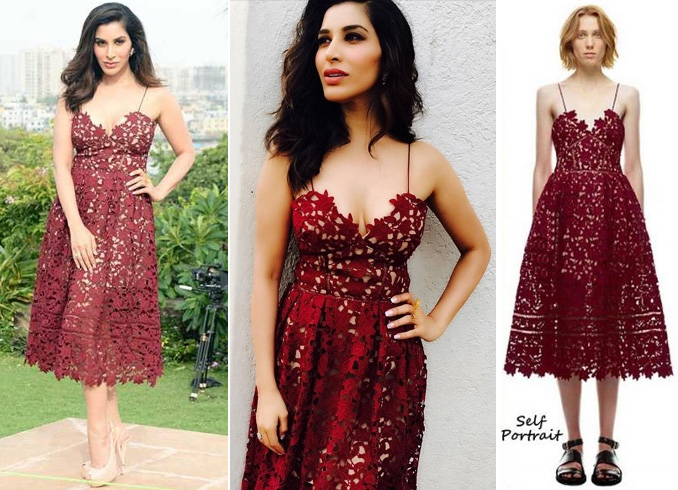Sophie Choudry Fashion