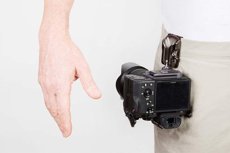 SpiderLight Camera Holster
