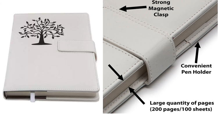 The Amazing Office Refillable Writing Journal