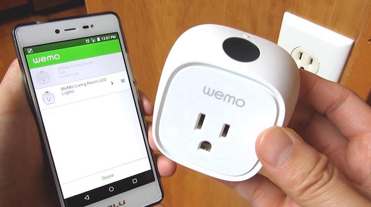 Wemo Insight Smart Plug