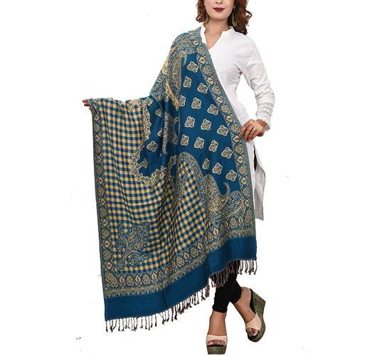 Womens Premium Quality Woolen Shawl