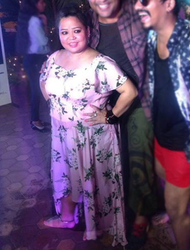 Bharti Singh Wedding Outfit