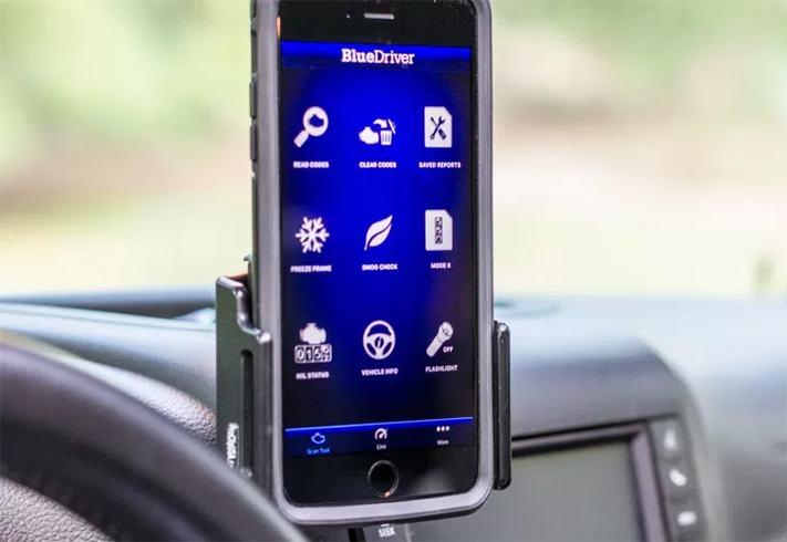 BlueDriver Bluetooth Professional OBDII Scan Tool