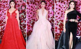 Celebs at Lux Golden Rose Awards 2017