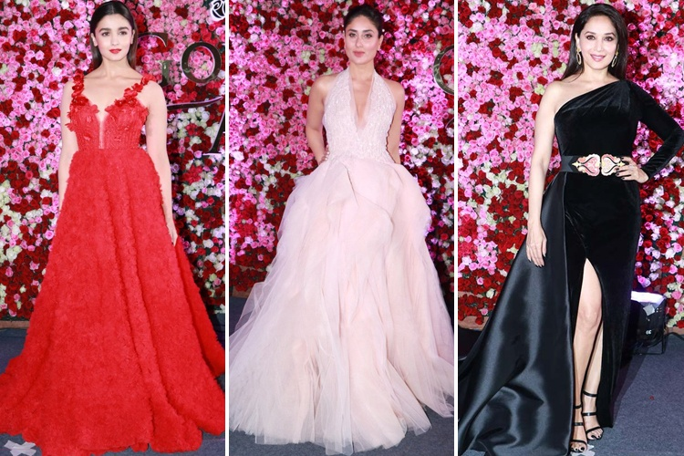Celebs at Lux Golden Rose Awards 2017