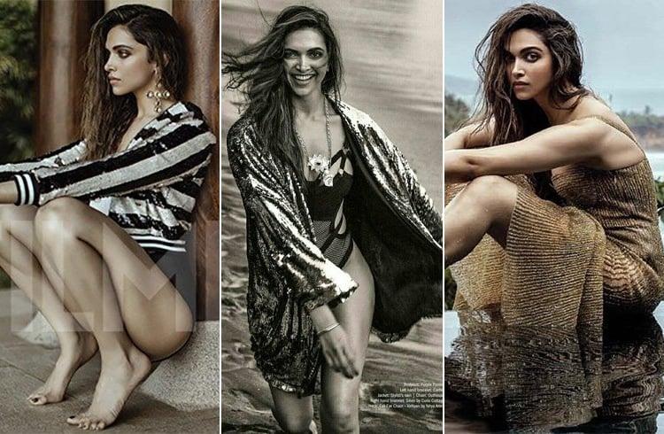Deepika Padukone Filmfare December 2017 Shoot