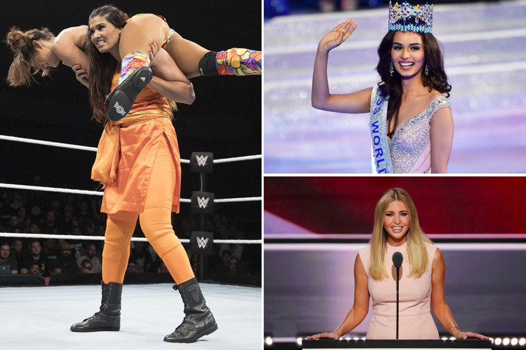 Divas Who Made Headlines In 2017