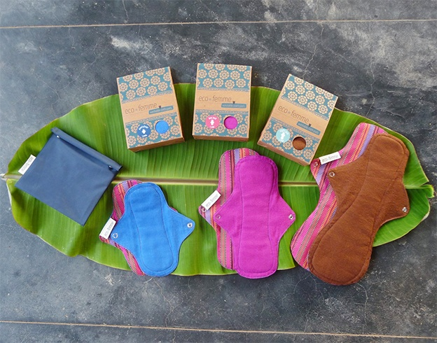 Presenting Eco Friendly Pads New Age Sanitary Pads For