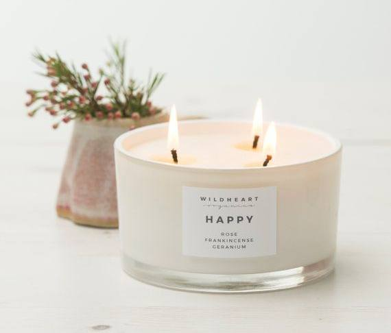 Eco-friendly Aroma Candles