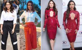 Bollywood Fashion Faceoffs 2017