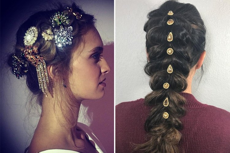 2018 Hair Accessories For Girls