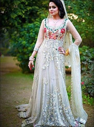Hijab Bride Wedding Dress