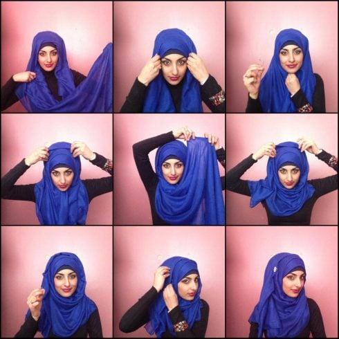 Niqab Design Tutorial