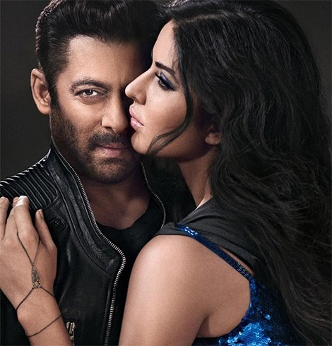 Katrina Kaif and Salman Khan Vogue India 2017