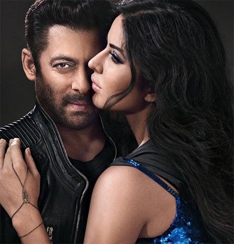 Katrina Kaif and Salman Khan Vogue India 2017
