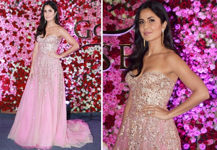 Katrina Kaif At Lux Golden Rose Awards 2017
