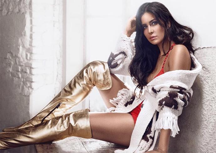 Katrina Kaif Vogue India December 2017