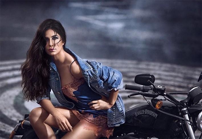 Katrina Kaif Vogue India 2017 Photoshoot