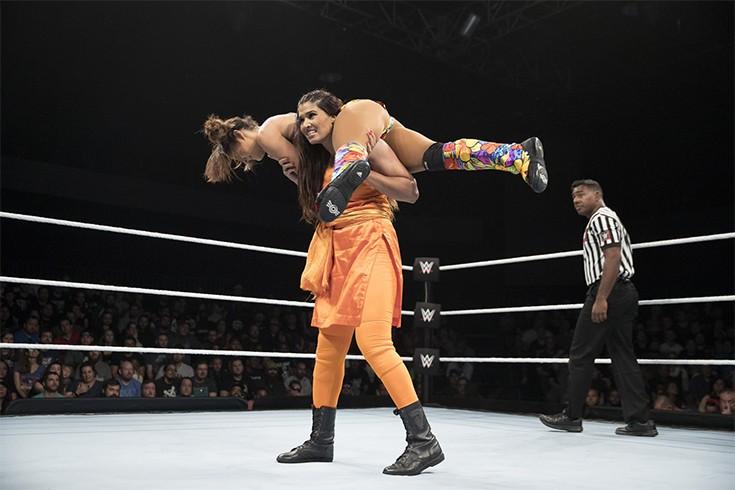 Kavita Devi WWE