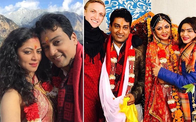Kavita Kaushik Wedding