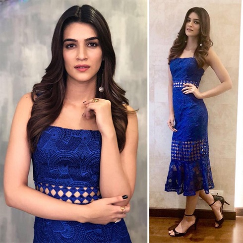 Kriti Sanon in Mossman Clothing