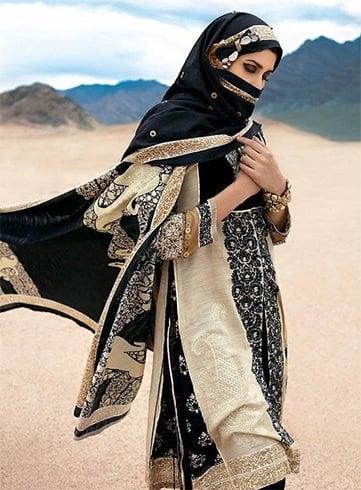 Latest Niqab Styles