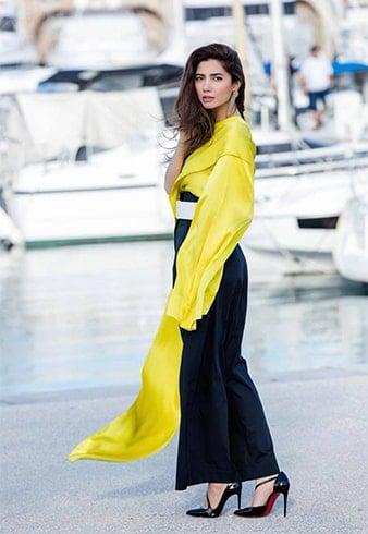 Mahira Khan Cannes