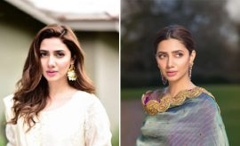 Mahira Khan Fashion Profile