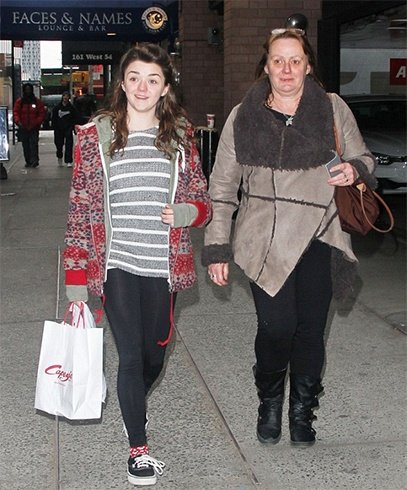 Maisie Williams Family