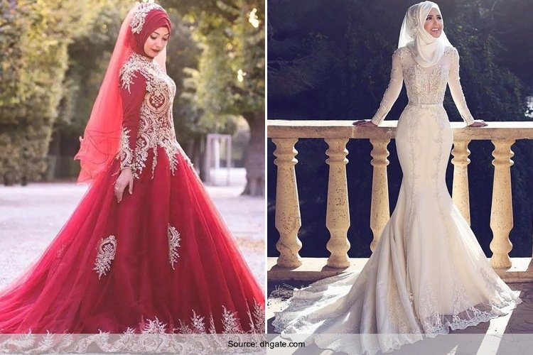 8f29a5c3e1d Top Muslim Wedding Dress Ideas To Look Like A Dream Bride!