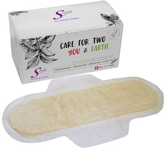 Natural Menstrual Pads