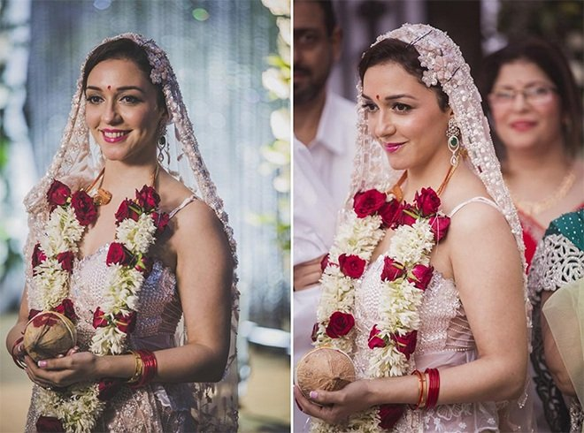 Nauheed Cyrusi Wedding