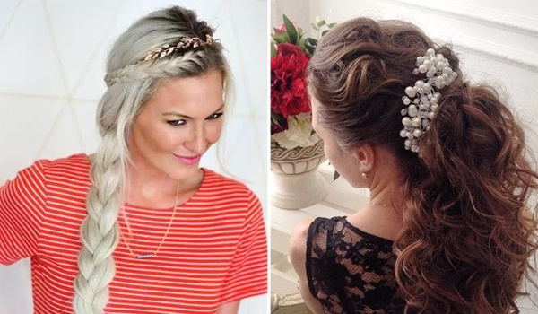 New Year's Eve Hairstyles
